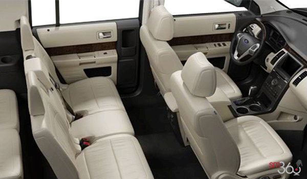 2018 Ford Flex LIMITED | Photo 1 | Dune Leather
