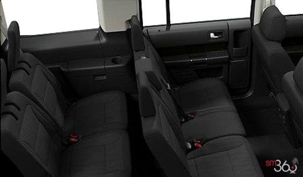 2018 Ford Flex SEL | Photo 2 | Charcoal Black Cloth