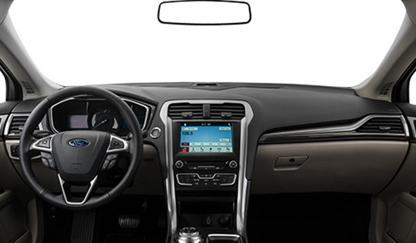 2018 Ford Fusion Energi SE | Photo 3 | Medium Light Stone Leather (BQ)