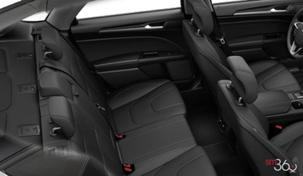 2018 Ford Fusion Energi TITANIUM | Photo 2 | Ebony Leather (CT)