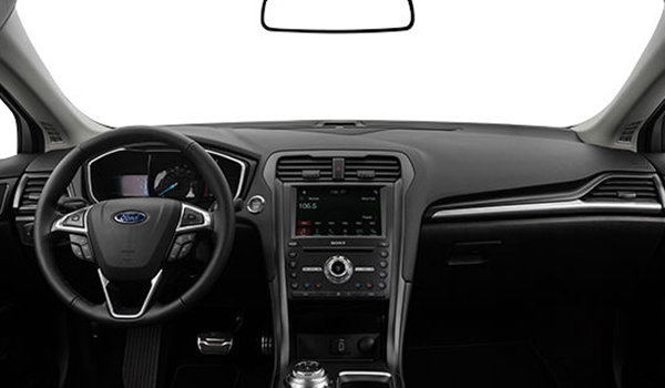 2018 Ford Fusion Energi TITANIUM | Photo 3 | Ebony Leather (CT)