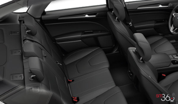 2018 Ford Fusion Energi TITANIUM | Photo 2 | Ebony Perforated Leather (KT)