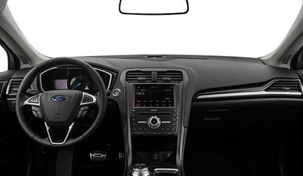 2018 Ford Fusion Energi TITANIUM | Photo 3 | Ebony Perforated Leather (KT)
