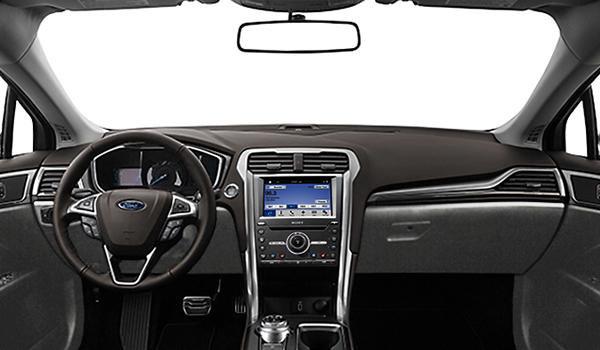 2018 Ford Fusion Hybrid PLATINUM | Photo 3 | Medium Soft Ceramic Leather