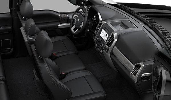 2018 Ford Super Duty F-250 LARIAT | Photo 1 | Black Premium Leather (6B)