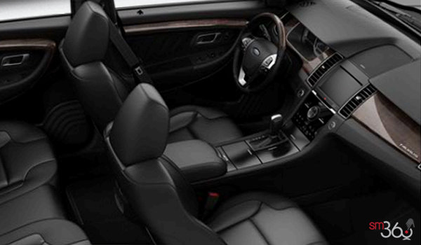 2018 Ford Taurus LIMITED | Photo 1 | Charcoal Black Leather (PW)