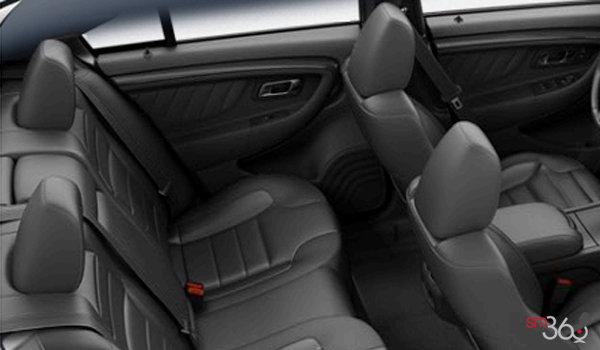 2018 Ford Taurus SHO | Photo 2 | Charcoal Black Leather (SW)