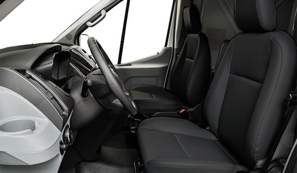 2018 Ford Transit VAN | Photo 1 | Charcoal Black Leather (LB)