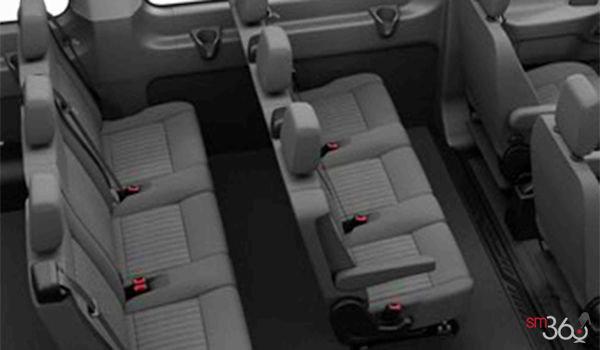 2018 Ford Transit WAGON XLT | Photo 2 | Pewter Cloth (CK)