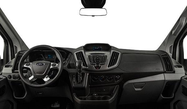 2018 Ford Transit WAGON XLT | Photo 3 | Charcoal Black Cloth  (CB)