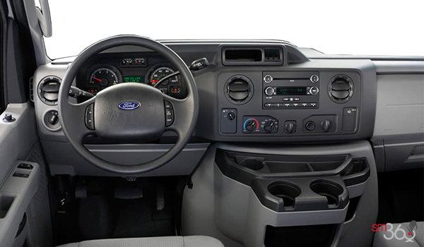 2018 Ford E-Series Cutaway 350 | Photo 3 | Medium Flint Vinyl (AE)