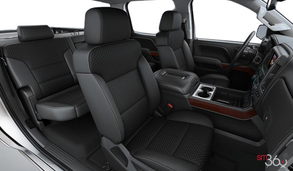 2018 GMC Sierra 3500HD SLE   Photo 1   Jet Black Bucket seats Cloth (H0U-A95)