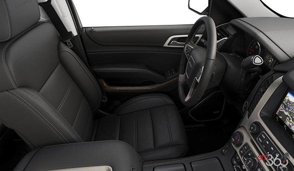 2018 GMC Yukon XL DENALI | Photo 1 | Jet Black Front Bucket seats Perforated Leather (H2X-AN3)