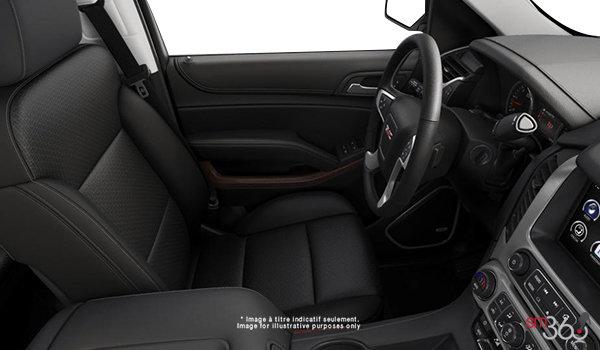 2018 GMC Yukon XL SLE | Photo 1 | Jet Black Cloth (H0U-AZ3)