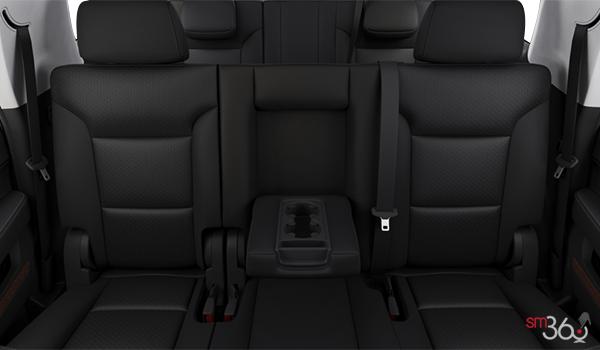 2018 GMC Yukon XL SLE | Photo 2 | Jet Black Front Bucket seats Cloth (H0U-A95)