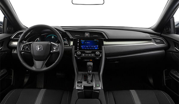 2018 Honda Civic hatchback LX HONDA SENSING | Photo 3 | Black Fabric