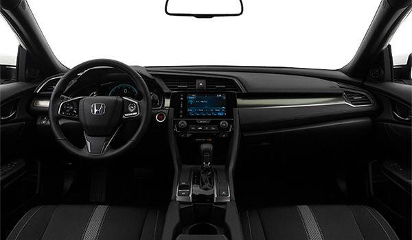 2018 Honda Civic hatchback SPORT HONDA SENSING | Photo 3 | Black Fabric