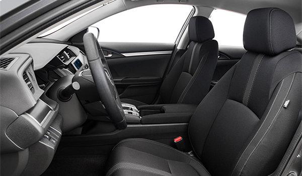 2018 Honda Civic Sedan SE | Photo 1 | Black Fabric