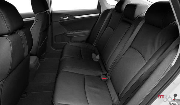 2018 Honda Civic Sedan TOURING   Photo 2   Black Leather
