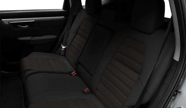 2018 Honda CR-V LX-2WD   Photo 2   Black Fabric