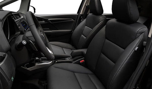 2018 Honda Fit EX-L NAVI | Photo 1 | Black Leather