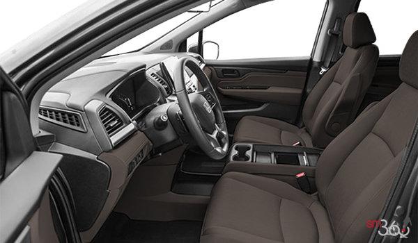 2018 Honda Odyssey LX | Photo 1 | Brown Fabric
