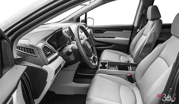 2018 Honda Odyssey LX | Photo 1 | Grey Fabric