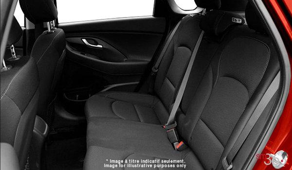 2018 Hyundai Elantra GT GL | Photo 2 | Black/Grey Two Tone Cloth
