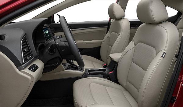 2018 Hyundai Elantra GLS | Photo 1 | Beige Leather