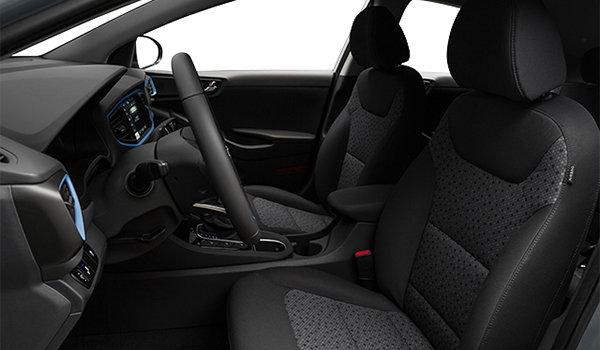 2018 Hyundai Ioniq Electric Plus SE | Photo 1 | Black Cloth