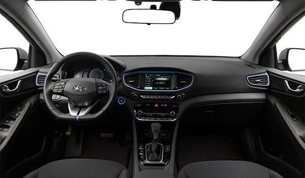 2018 Hyundai Ioniq Electric Plus SE | Photo 3 | Black Cloth