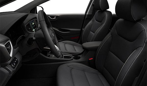 2018 Hyundai Ioniq Hybrid LIMITED/TECH | Photo 1 | Black Leather