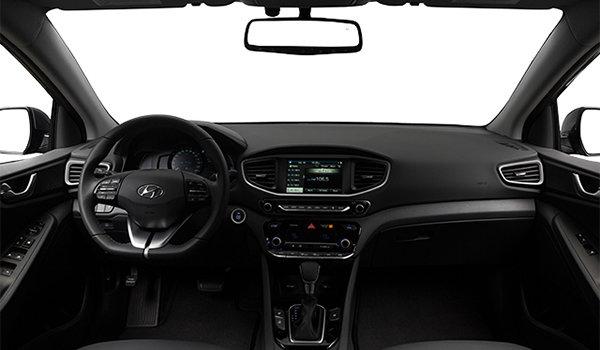 2018 Hyundai Ioniq Hybrid LIMITED | Photo 3 | Black Leather