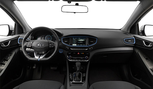 2018 Hyundai Ioniq Hybrid SE | Photo 3 | Black Cloth