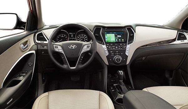 2018 Hyundai Santa Fe Sport 2.0T LIMITED | Photo 3 | Beige Leather
