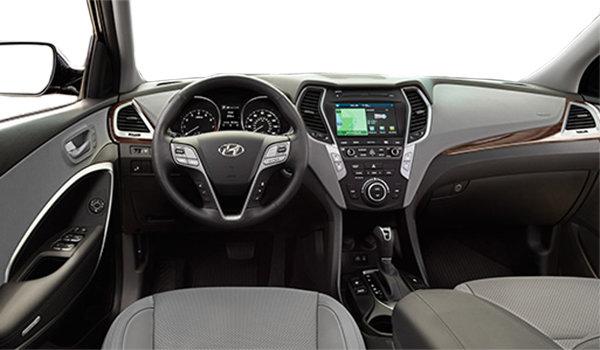 2018 Hyundai Santa Fe Sport 2.0T LIMITED | Photo 3 | Grey Leather