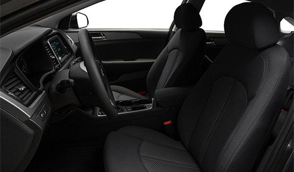 2018 Hyundai Sonata GL | Photo 1 | Black Cloth