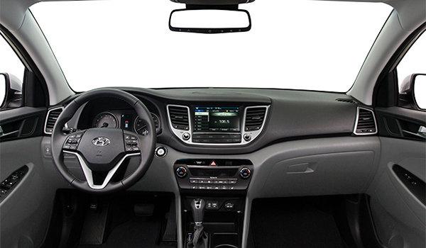 2018 Hyundai Tucson 2.0L LUXURY | Photo 3 | Grey Leather