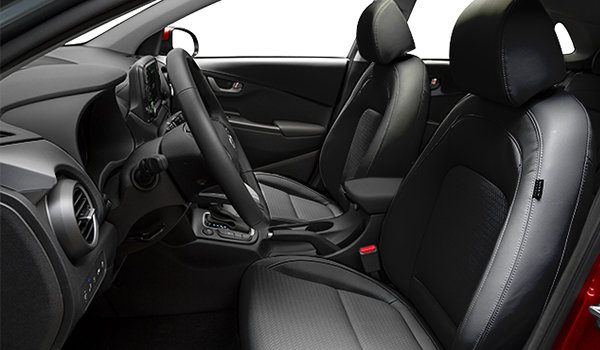 2018 Hyundai Kona 2.0L LUXURY | Photo 1 | Black Leather
