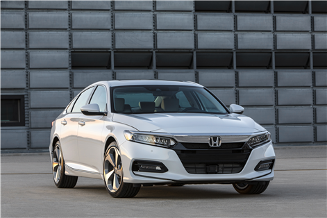 The 2018 Honda Accord in five important numbers