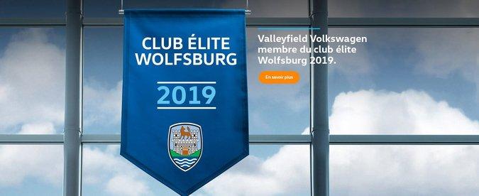 Valleyfield Volkswagen intronisé au Club Élite Wolfsburg 2019