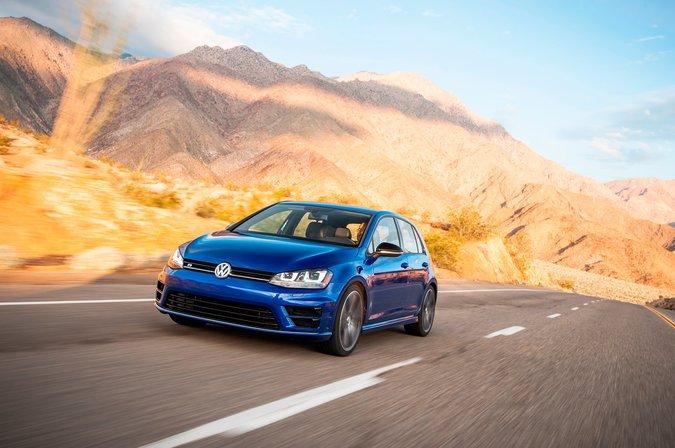Promotion de fin d'année sur les VW Golf sélectionnées!