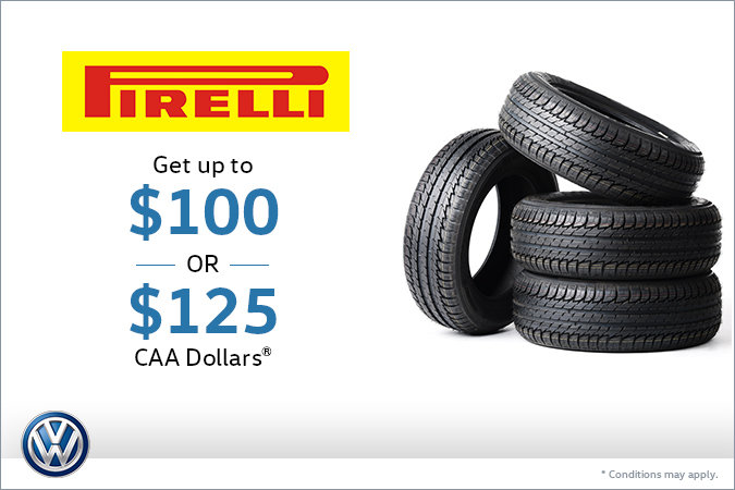Special on Pirelli Tires