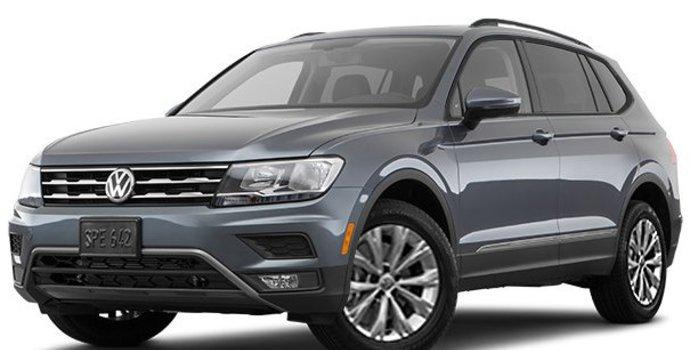 2018 Volkswagen Tiguan: Performance Combined with Versatility