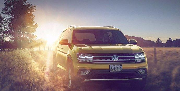 Volkswagen Atlas 2018 : Le VUS Volkswagen conçu pour la famille