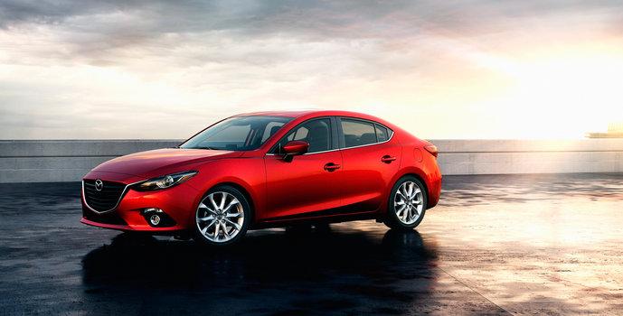 Mazda3 2016 : une berline compacte économique à Montréal