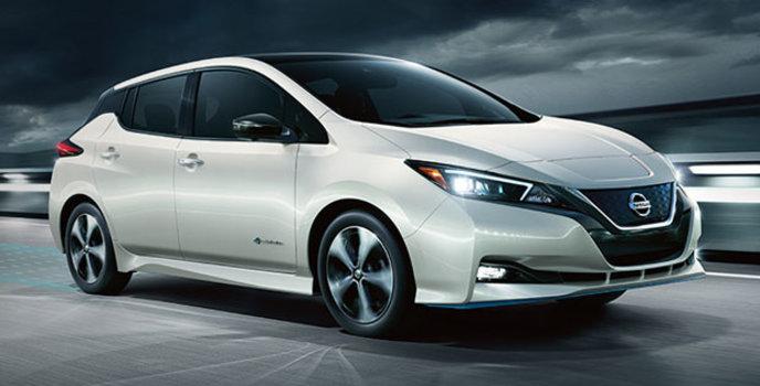 La toute nouvelle Nissan LEAF Plus arrive ce printemps à Montréal chez Spinelli Nissan!