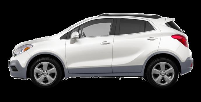 2016 Buick Encore BASE | Photo 4 | White Pearl