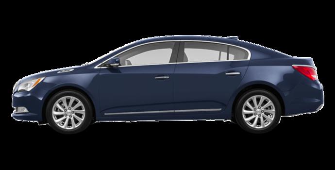 2016 Buick LaCrosse PREMIUM | Photo 4 | Dark Sapphire Blue Metallic