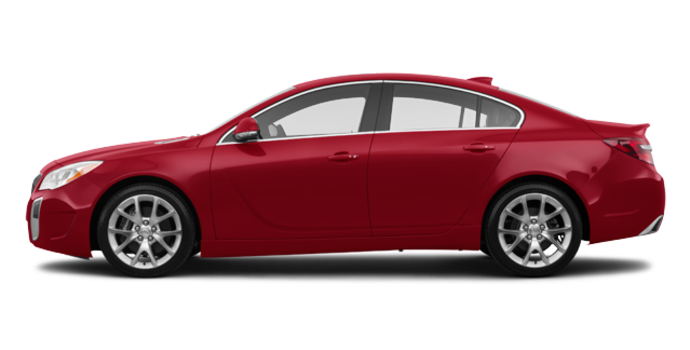2016 Buick Regal GS | Photo 4 | Crimson Red